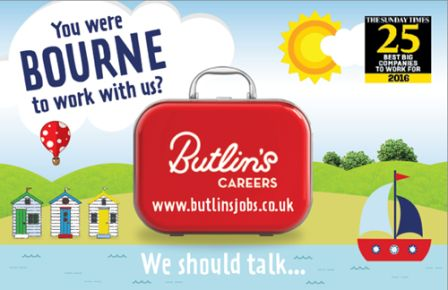 'Butlins Careers